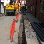 3-Phase Electric Cable Laying
